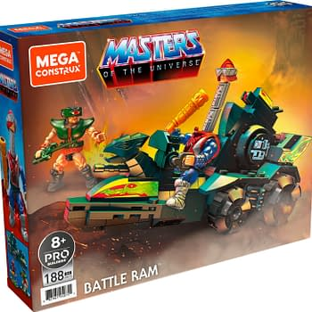 New Masters of the Universe Mega Construx Coming from Mattel