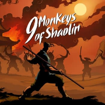 9 Monkeys Of Shaolin Makes Its Debut During Gamescom 2020