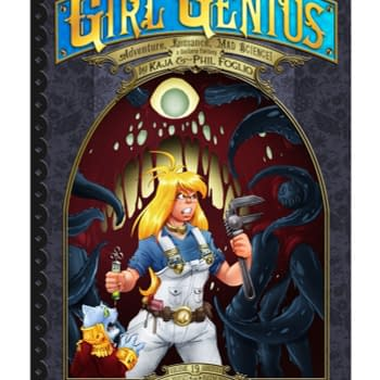 New Girl Genius Graphic Novel Tops $75000 in One Day