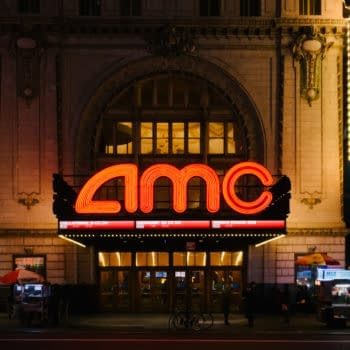 New York City, USA - Jan. 5, 2017: View of AMC Empire 25 theater on 42nd Street, in Manhattan, at night (Image: Mark Zhu / Shutterstock.com)