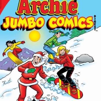 Archie Comics November 2020 Solicitations