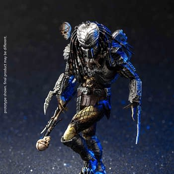 New Predator Hunters From Alien vs Predator Arrive From Hiya Toys