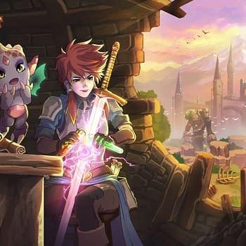 Alchemist Adventure Receives A New Powerful Air Guide Trailer