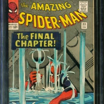 Own A Spider-Man Classic From Auction On Comic Connect