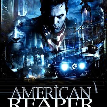 American Reaper Film Adaptation Set At Amblin With Flanagan Foy