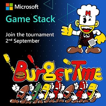 Antstream Arcade Partners With Microsoft For A Burgertime Tourney