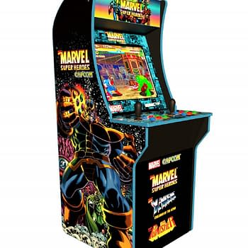 We Review Arcade1Ups Marvel Super Heroes Arcade Cabinet