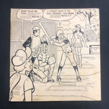 Archie Fans: Snag This Original Cover From #255 On Comic Connect