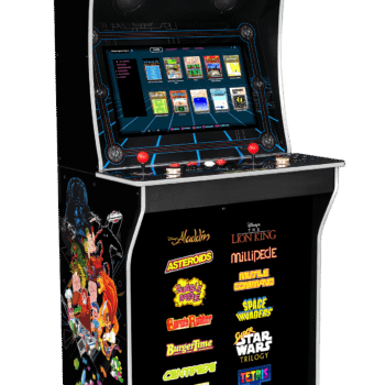 AtGames Reveals The Legends Ultimate Arcade Cabinet
