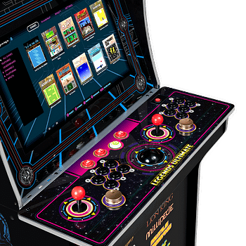 AtGames Reveals The Legends Ultimate Arcade Cabinet