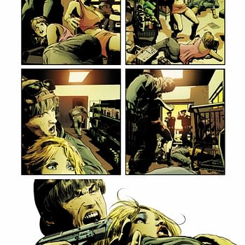 Bad Mother #1: Christa Fausts Pulp Crime Tale Shows How Its Done