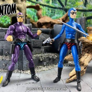 The Phantom Gets Hero H.A.C.K.S from Boss Fight Studio