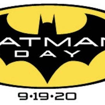 DC Comics Please Dont Forget The Comic Shop On Batman Day