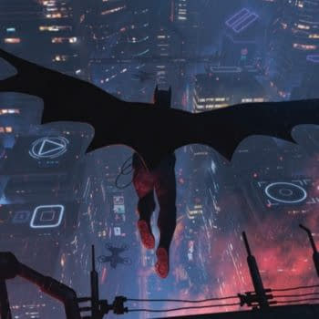 Olivier Coipel Joins John Ridley Introducing a Black Batman to DC