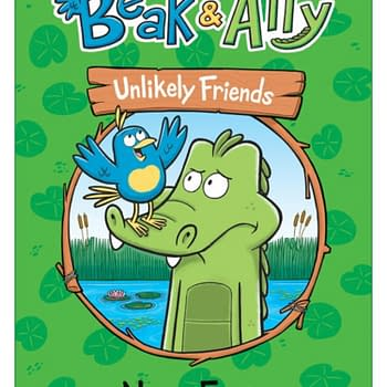 Norm Feutis Beak &#038 Ally Graphic Novels Coming From HarperAlley