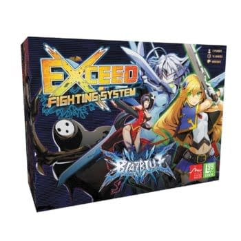 Level99 Games' EXCEED Fighting System Adds BlazBlue To Its Roster