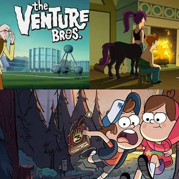 Gravity Falls Venture Bros &#038 More MIA Animated Series Needing New Eps