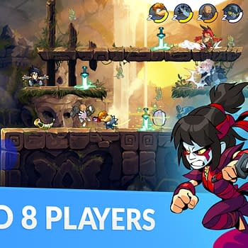 Ubisoft Officially Launches Brawlhalla Onto Mobile