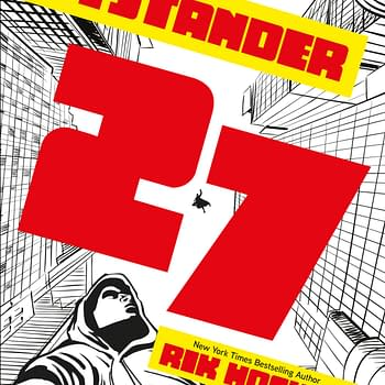 What If&#8230 Philip K Dick Wrote Superheroes Bystander 27&#8230