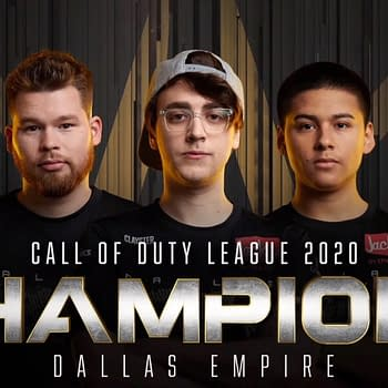 The Dallas Empire Are The 2020 Call Of Duty League Champions