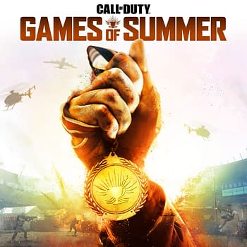 Call Of Duty Launches The Games Of Summer On Multiple Titles