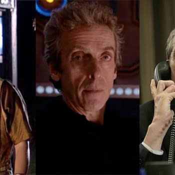 Doctor Who: In Praise of Peter Capaldi- The Meta Doctor We Needed