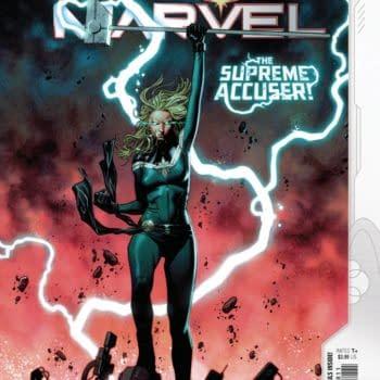 Captain Marvel #18 Main Cover
