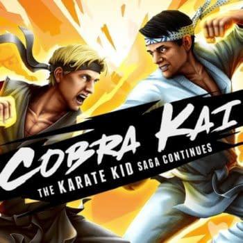 GameMill Announces Cobra Kai: The Karate Kid Saga Continues