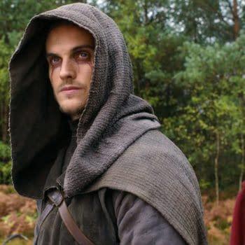 Cursed Actor Daniel Sherman Talk Weeping Monk and Reveal [SPOILERS]