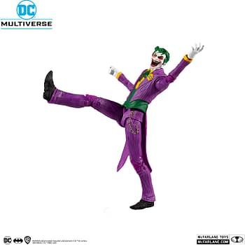 More DC Comics Multiverse Figures Arrive from McFarlane Toys