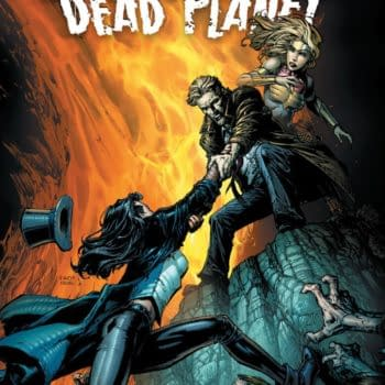 DC Begins the Road to Earth War in DCeased: Dead Planet #3