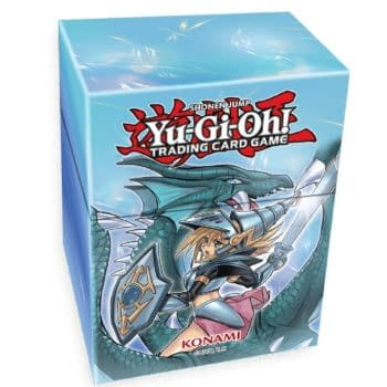 Yu-Gi-Oh! TCG Reveals Dark Magician Girl The Dragon Knight Set
