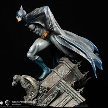Batman Returns to 1972 with New XM Studios Statue