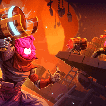Dead Cells Receives The New Barrels O' Fun Update