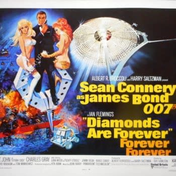 Bond Binge: Diamonds Are Forever - Connery is Back! But at what cost?
