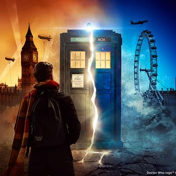 Doctor Who: Time Lord Victorious Immersive Tie-In Now For February