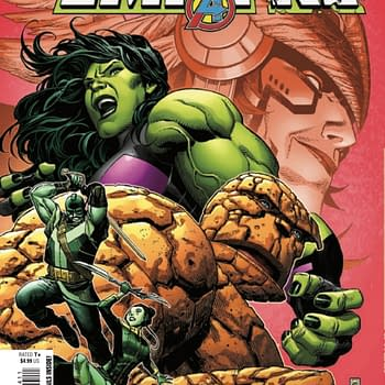 Empyre #4 Review: Big Character Reveals For Hulking and More