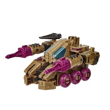 Transformers Generations Selects Black Roritchi Gets Special Edition