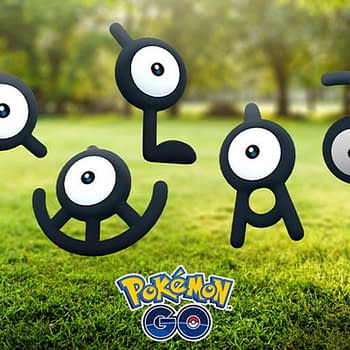 Shiny Unown Will Only Be In Pokémon GO For One Week