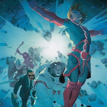 Marvel Launches Eternals in November With Kieron Gillen and Esad Ribic