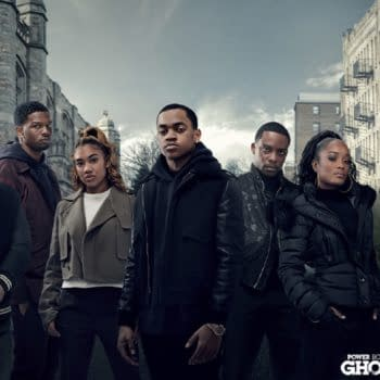 A look at Power Book II: Ghost (Image: STARZ)