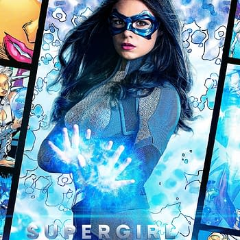 The Flash Supergirl Stars Look to the Future in New Key Art Looks