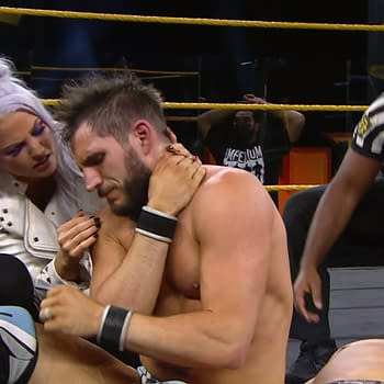 WWE NXT Report: Ridge Holland Is a Pain in the Neck for Johnny Gargano