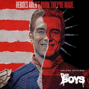 New key art for The Boys Season 2 (Image: Amazon Prime)