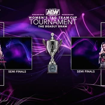 Deadly Draw: AEW Womens Tag Team Cup Tournament Night 2 Results