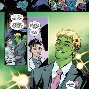 New Wedding Of Wiccan and Hulkling Scenes from Empyre #5 (Spoilers)