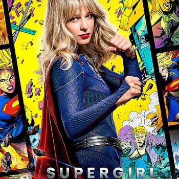 Supergirl The Flash &#038 Black Lightning Key Art: Fight for the Future