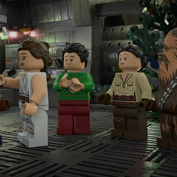 LEGO Star Wars Holiday Special Will Also Be Rise of Skywalker Sequel