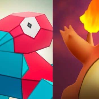 Porygon and Charmander Win Pokémon GO Community Day Vote