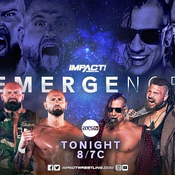 Impact Wrestling Report: Brian Cage Exposes His Lizard on Twitch